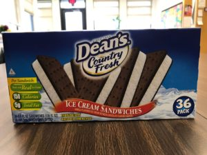 Deans Ice cream